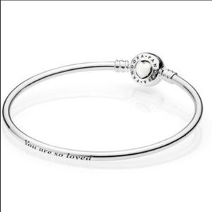 NWOT Pandora You Are So Loved Bangle